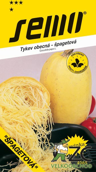 Tykev plazivá - Vegetable Spaghetti 2g