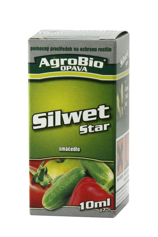 Silwet Star smáčedlo - 10 ml
