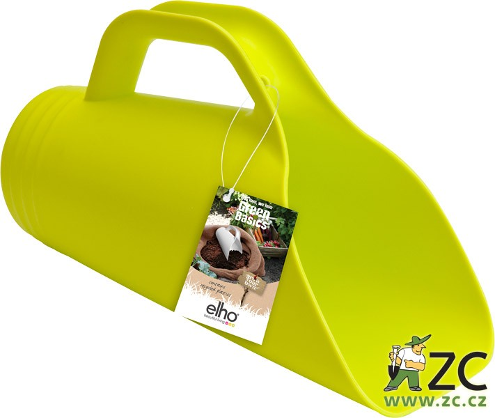Lopatka Green Basics Scoop XXL - 22,5x11 cm lime green