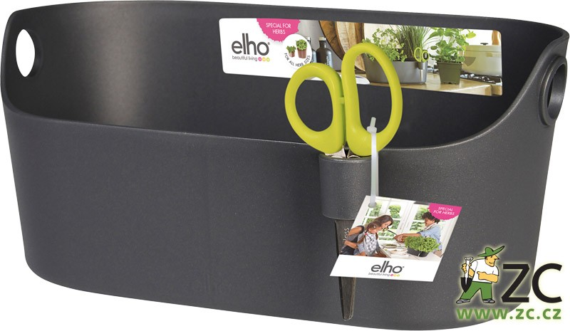 Obal Brussels Herbs Station 30 cm anthracite
