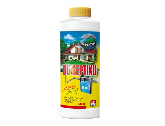 Bio-P1 do septiku 500 ml