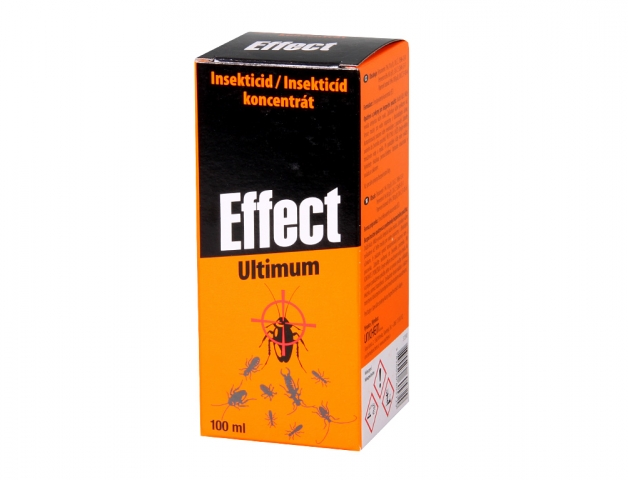 Effect Ultimum na hmyz 100 ml koncentrát